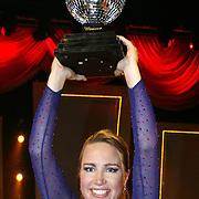 NLD/Baarn/20070527 - Finale Dancing with the Stars 2007, uitslag, winnaar Helga van Leur