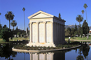 Hollywood Forever Cemetery, Los Angeles, California (LA)