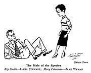 Magic Town ; James Stewart and Jane Wyman..............