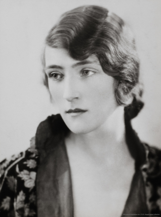 Elana Aherne, actress, England, UK, 1930