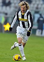 """Pavel Nedved (Juventus)<br /> Torino 11/01/2009 Stadio """"Olimpico"""" <br /> Campionato Seria A Tim 2008/2009<br /> Juventus-Siena  (1-0)<br /> Foto Bigio Insidefoto"""