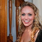 NLD/Loosdrecht/20130305 - Opname EO Mattheus Passion Masterclass 2013, zangeres en voormalig CDA-politica Sabine Uitslag