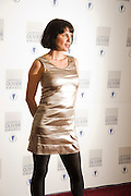 SADIE FROST, The Laurence Olivier Awards, The Grosvenor House Hotel. Park Lane. London. 8 March 2009