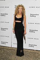 LONDON - JUNE 26: Kelly Hoppen attended the Serpentine Gallery summer party, Kensington Gardens, London, UK. June 26, 2012. (Photo by Richard Goldschmidt)
