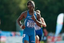 KOUTIKI TSILULU Ruud Lorain Flovany, 2014 IPC European Athletics Championships, Swansea, Wales, United Kingdom