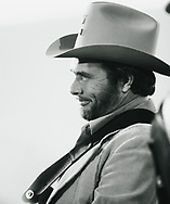 Merle Haggard plays at the White House in March 1982<br />Photo by Dennis Brack. bb77