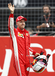 July 21, 2018 - Hockenheim, Germany - Motorsports: FIA Formula One World Championship 2018, Grand Prix of Germany, ..#5 Sebastian Vettel (GER, Scuderia Ferrari) (Credit Image: © Hoch Zwei via ZUMA Wire)
