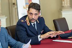 CONFERENZA OPERAZIONE POLIZIA DI STATO GAD GRATTACIELO QUESTURA FERRARA