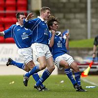 St Johnstone FC February 2002