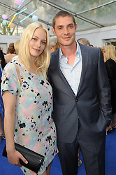 MAX BROWN and ANNABELLE HORSEY at the Glamour Women Of The Year Awards held in Berkeley Square, London on 8th June 2010.