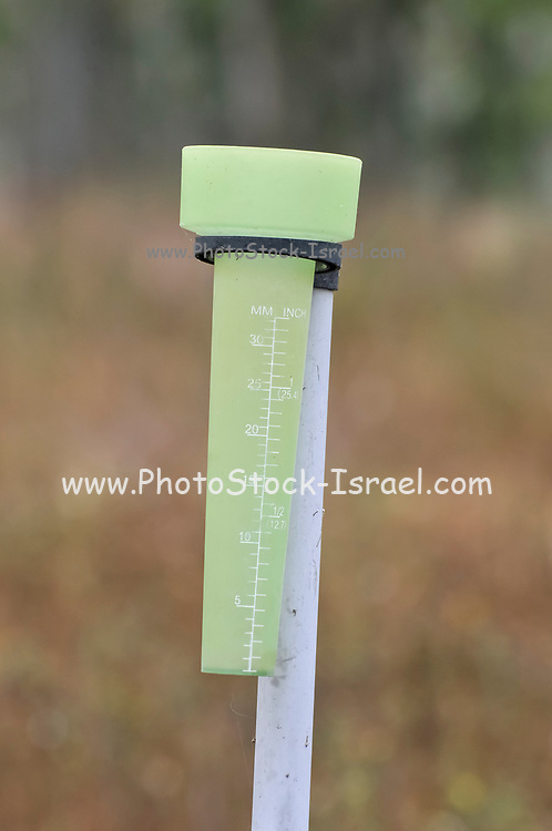 pluviometer Rainfall meter measuring device