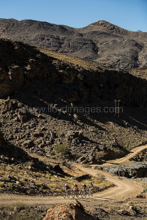 The Trans Hajar Mountain Bike Race 2015<br /> Stage 4