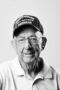 William Stoop<br /> Army<br /> CW3<br /> Ordinance<br /> Jan. 1949 - Mar. 1969<br /> Korea, Vietnam<br /> <br /> Veterans Portrait Project<br /> Columbus, GA