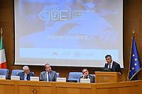 Giuseppe Romano presidente Confederazione Italiana Sviluppo Economico