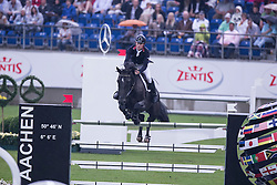 Brash Scott (GBR) - Intertoy Z<br /> CHIO Aachen 2012<br /> © Dirk Caremans