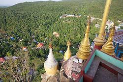 Mount Popa & Popa Taungkalat Monastery