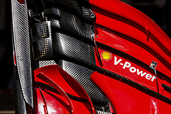 May 13, 2018 - Barcelona, Spain - Motorsports: FIA Formula One World Championship 2018, Grand Prix of Spain, .Technical detail, front wing, Frontflügel  (Credit Image: © Hoch Zwei via ZUMA Wire)
