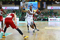 Jamar Smith  - 20.06.2015 - Limoges / Strasbourg - Finale Pro A<br /> Photo : Manuel Blondeau / Icon Sport