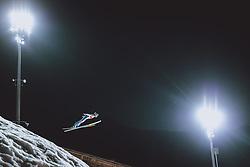 01.03.2021, Oberstdorf, GER, FIS Weltmeisterschaften Ski Nordisch, Oberstdorf 2021, Damen, Skisprung, HS137, Einzelbewerb, Training, im Bild Sophie Sorschag (AUT) // Sophie Sorschag of Austria during a trainings session for the women ski Jumping HS137 single competition of FIS Nordic Ski World Championships 2021 Oberstdorf, Germany on 2021/03/01. EXPA Pictures © 2021, PhotoCredit: EXPA/ JFK
