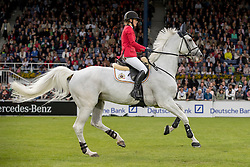 Melchior Judy Ann, (BEL), As Cold As Ice Z<br /> Nations Cup<br /> Mercedes-Benz Nationenpreis<br /> CHIO Aachen 2016<br /> © Hippo Foto - Dirk Caremans<br /> 14/07/16