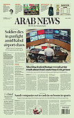 August 24, 2021 - ASIA-PACIFIC: Front-page: Today's Newspapers In Asia-Pacific