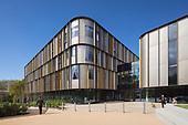 Sibson Building Selects, University of Kent. Architect: Penoyre & Prasad
