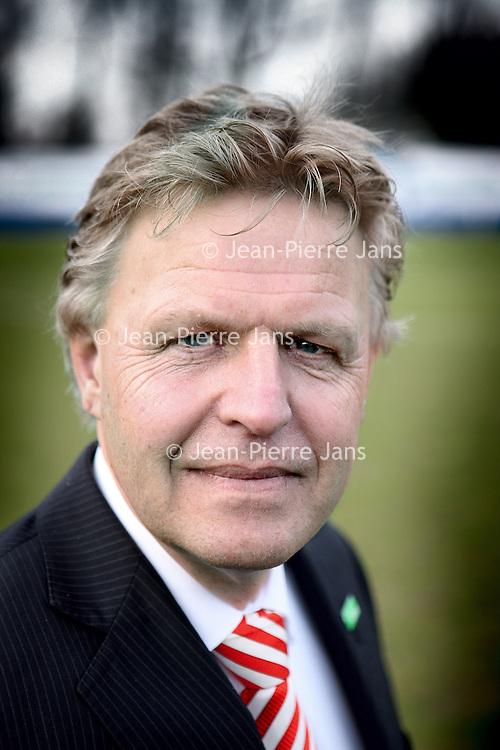 Nederland, Velsen ,17 februari 2011..Lijsttrekkers van Noord Holland  v.l.n.r. Jaap Bond van CDA, .Foto:Jean-Pierre Jans