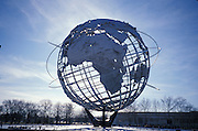 The Unisphere Queens NY US.
