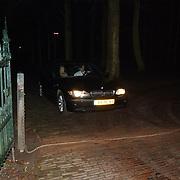 Overlijden prins Bernhard, prins Friso en Mabel Wisse Smit verlaten paleis Soestdijk