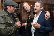 ADAM BRICUSE; MARK HIX, Rocco Forte's Brown's Hotel Hosts 175th Anniversary Party, Browns Hotel. Albermarle St. London. 16 May 2013