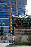Architecture in Seoul, South Korea, Republic of Korea, KOR, 25 April 2010.