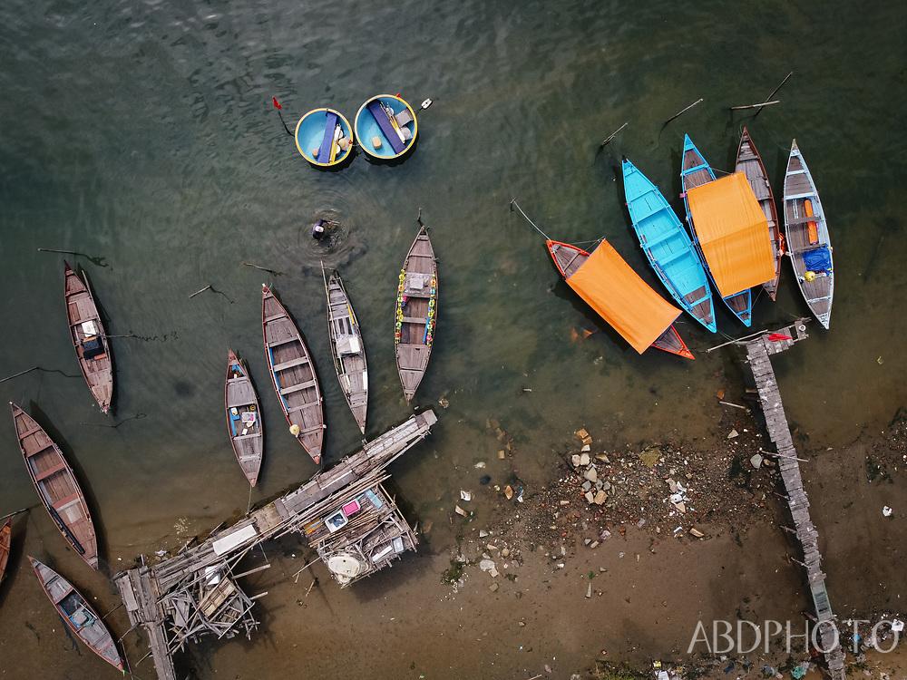 Hoi An Vietnam drone photos