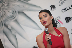 Miss South Africa 2018 Tamaryn Green - 31 Aug 2018