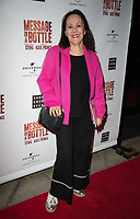 Arlene Phillips at the Message in a Bottle press night , Peacock Theatre, London