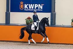 Öhrstam Antonia, NED, Maddox Mart<br /> Fotodag KWPN Hengstenkeuring 2021<br /> © Hippo Foto - Dirk Caremans<br /> 09/01/2021