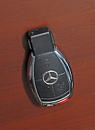 2008 Mercedes Benz AMG CLK 63 Black Series (Iridium Silver) .Car key .Corporate Drive Day with Octane Events & The Supercar Club.Mornington Pennisula, Victoria .6th-7th of August 2009 .(C) Joel Strickland Photographics