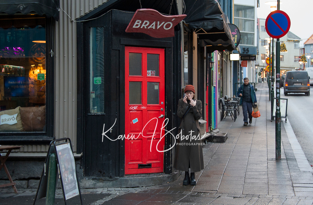 Reykjavik  Iceland. ©2019 Karen Bobotas Photographer