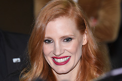 Jessica Chastain is seen in Los Angeles, California. NON-EXCLUSIVE Jan 03, 2018. 03 Jan 2018 Pictured: Jessica Chastain. Photo credit: PG/BauerGriffin.com/MEGA TheMegaAgency.com +1 888 505 6342