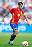 Spain's Dani Ceballos during international sub 21 friendly match. September 1,2017.(ALTERPHOTOS/Acero)