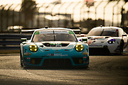 March 18-20, 2021:  IMSA Weathertech Mobil 1 Sebring 12h: #16 Wright Motorsports, Porsche 911 GT3R, Trent Hindman, Patrick Long, Jan Heylen