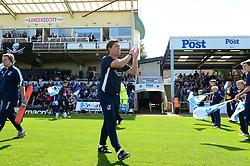 Bristol Rovers manager Darrell Clarke - Mandatory by-line: Dougie Allward/JMP - 12/08/2017 - FOOTBALL - Memorial Stadium - Bristol, England - Bristol Rovers v Peterborough United - Sky Bet League One
