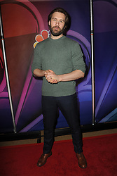 March 8, 2018 - New York, NY, USA - March 8, 2018  New York City..Clive Standen attending arrivals for the 2018 NBC NY Midseason Press Junket at Four Seasons Hotel on March 8, 2018 in New York City. (Credit Image: © Kristin Callahan/Ace Pictures via ZUMA Press)
