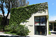 Guggenheim Gallery in Moulton Center on Campus of Chapman University