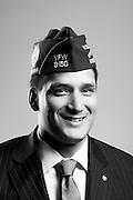Brendon Gehrke<br /> Marine Corps<br /> E-5<br /> Transportation, Civil Affairs<br /> 2004 - 2012<br /> OIF, OEF<br /> <br /> Veterans Portrait Project<br /> St. Louis, MO