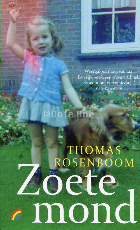 Thomas Rosenboom Zoete mond Netherlands
