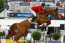 Bruynseels Niels (BEL) - Pommeau du Heup<br /> Furusiyya FEI Nations Cup presented by Longines<br /> CSIO Rome 2014<br /> © Hippo Foto - Beatrice Scudo