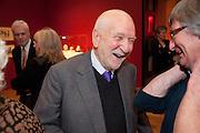 SIR ANTHONY CARO, Henry Moore, Tate Britain. London. 22 February 2010