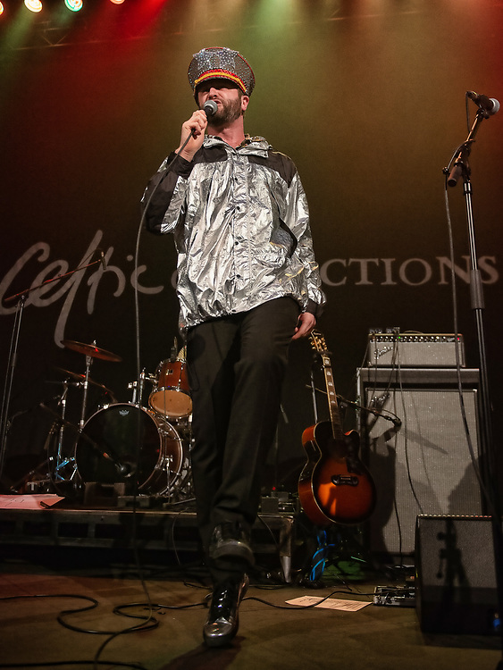 Colonel Mustard & The Dijon 5 in concert at Celtic Connections 2020