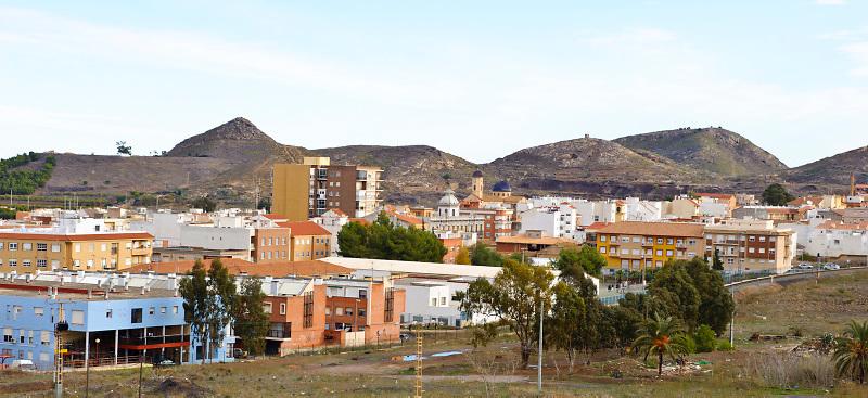 La Unión. Cartagena ©Antonio Real Hurtado / PILAR REVILLA