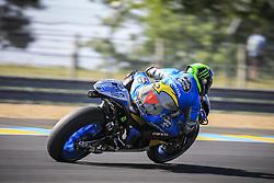 May 18, 2018 - Le Mans, France - 21 FRANCO MORBIDELLI (ITA) EG 0 0 MARC VDS (BEL) HONDA RC213V (Credit Image: © Panoramic via ZUMA Press)